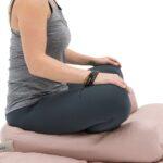 meditatiekussen-halve-maan-met-zabuton-kleur-roze