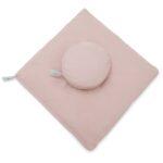 meditatiekussen met zabuton roze