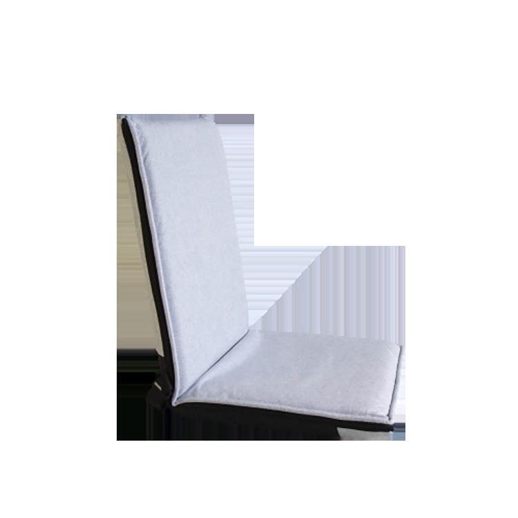 meditatiestoel - grijs